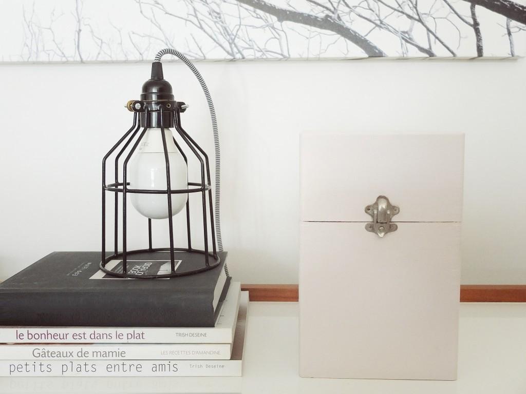 Лампа в  лофт стиле