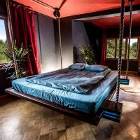Кровать из поддонов КРО67