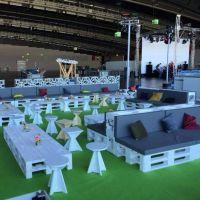 Мебель для кафе из паллет МК105