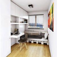Кровать из поддонов КРО128