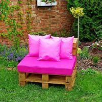 Мебель для сада из паллет МС85