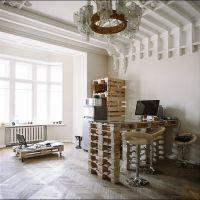 Стол для офиса поддонов МО23