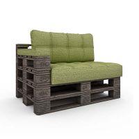 Кресло из паллет КРС60