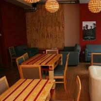 Мебель для кафе из паллет МК59