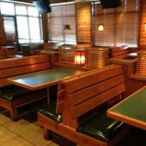 Мебель для кафе из паллет МК149