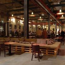 Мебель для кафе из паллет МК125
