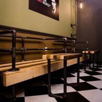 Мебель для кафе из паллет МК109