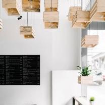 Мебель для кафе из паллет МК57