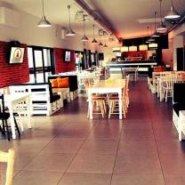 Мебель для кафе из паллет МК131