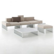 Мебель для кафе из поддонов МК126