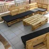 Набор передвижной мебели на колесиках МК214