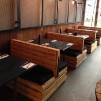 Мебель для кафе из паллет МК71