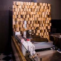 Мебель для кафе из паллет МК77